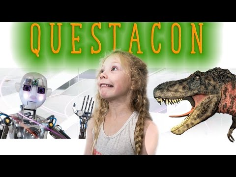 QUESTACON Science Museum Canberra & Dinosaur Park ⚡