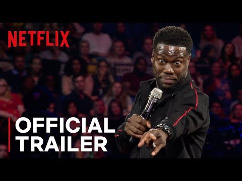 Babysitter - Trailer For Kevin Hart's New Special Released Irresponsible