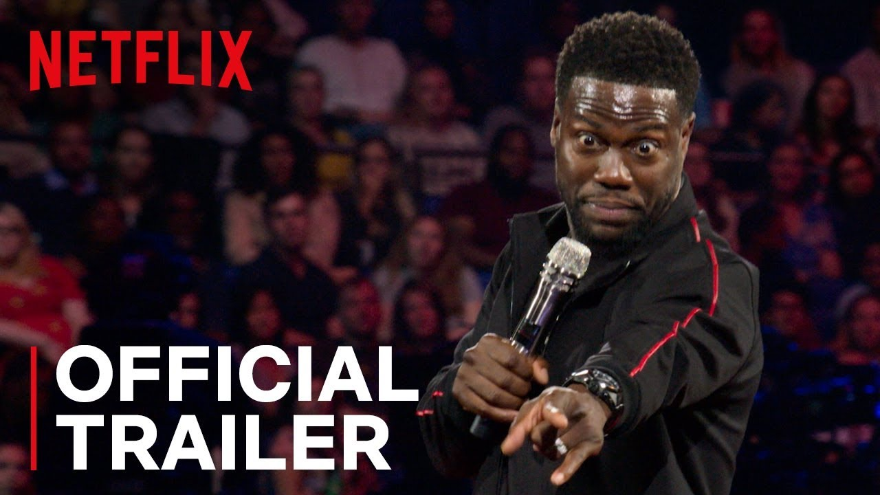 Kevin Hart Works Hard in His New Netflix Special Irresponsible