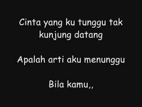 Raisa - Apalah (Arti Menunggu) Lyric