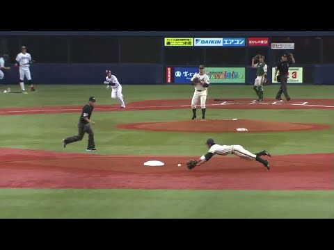 2014 NPB Shortstop best plays