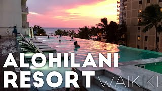 The Alohilani Resort Waikiki Beach in Honolulu, Hawaii Review