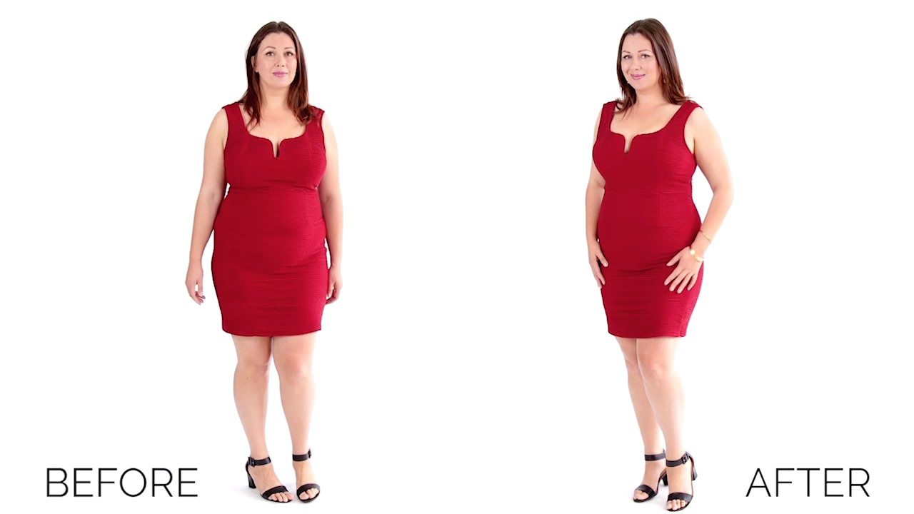Shapewear That Won T Roll Or Squeeze Youtube
