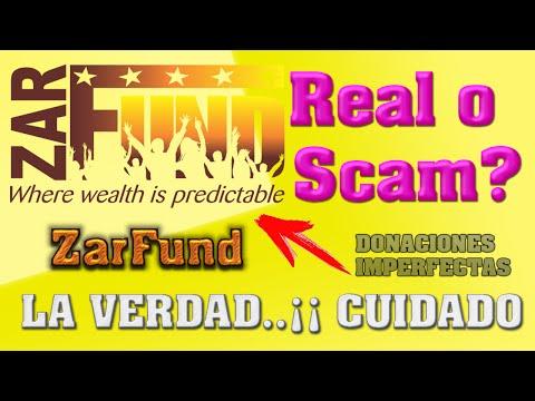 ZarFund Ganar Bitcoins Por Donaciones ¿REAL O SCAM? La VERDAD..¡¡