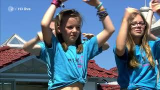 DJ Bobo - Hit-medley (ZDF-Fernsehgarten - 2018 05 06)