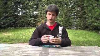 Feliks Zemdegs solving a Morson Cube