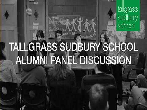 Tallgrass Sudbury School Alumni Panel Discussion