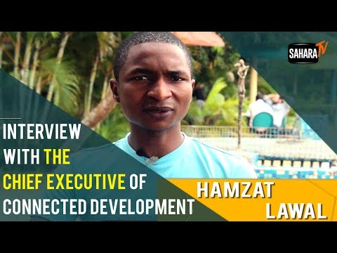 #CODEAt5: Chief Executive, Hamzat Talks About Organization, #NotTooYoungToRun and Restructuring