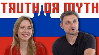 TRUTH or MYTH: Russians React to Stereotypes