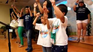 Download BlessedKids VBS 2012 Sky - You You You MP3 song and Music Video