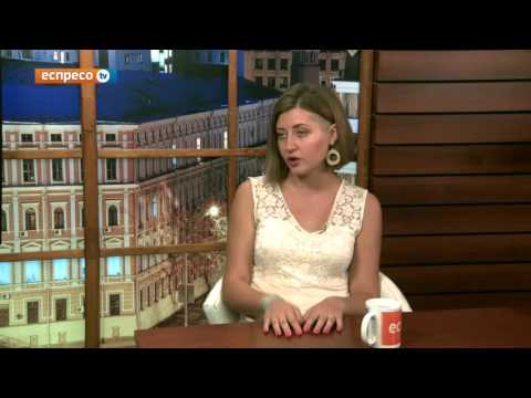 Анастасия Евсюкова, проект Inside of living_Хунта NEWS_Еспресо TV
