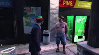 Grand Theft Auto V_Randy - trailer park boys