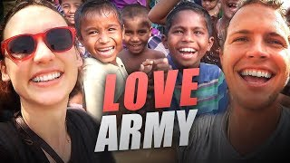 LA LOVE ARMY EN ACTION - Natoo
