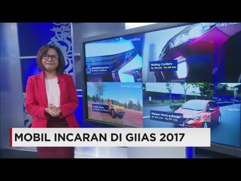 Mobil-Mobil Baru Incaran di GIIAS 2017