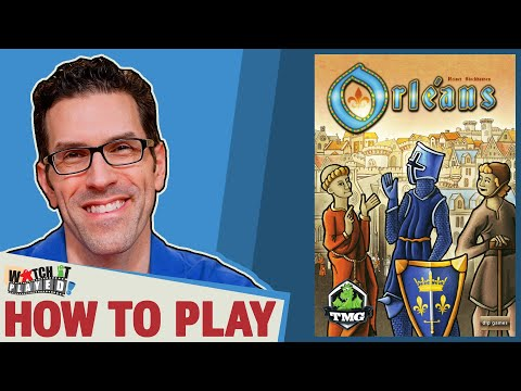 Orleans  How To Play