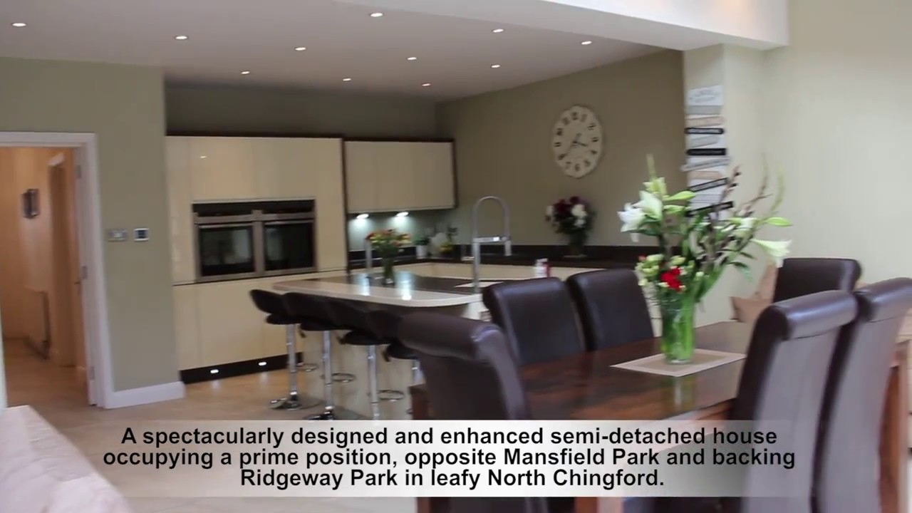 5 Bedroom House For Sale In Chingford 800 000 Youtube