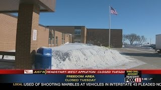 Cold weather causes continued school closings
