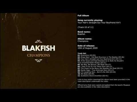 Blakfish - Champions (Full Album)