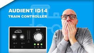 Review Audient iD14 sound interface