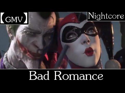 【GMV】 Bad Romance - Joker/Harley