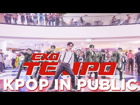 [KPOP IN PUBLIC CHALLENGE] EXO 엑소 _ 'TEMPO' Dance Cover By XP-TEAM From Indonesia