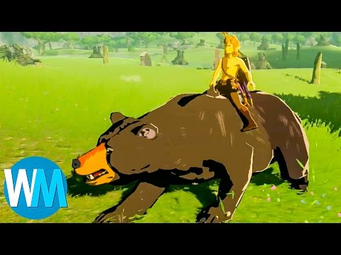 Thumbnail: Top 10 Awesome Things You Can Do In Zelda: Breath of the Wild