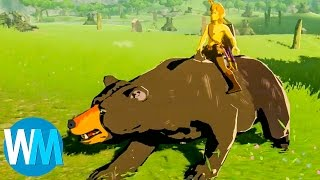 Top 10 Awesome Things You Can Do In Zelda: Breath of the Wild
