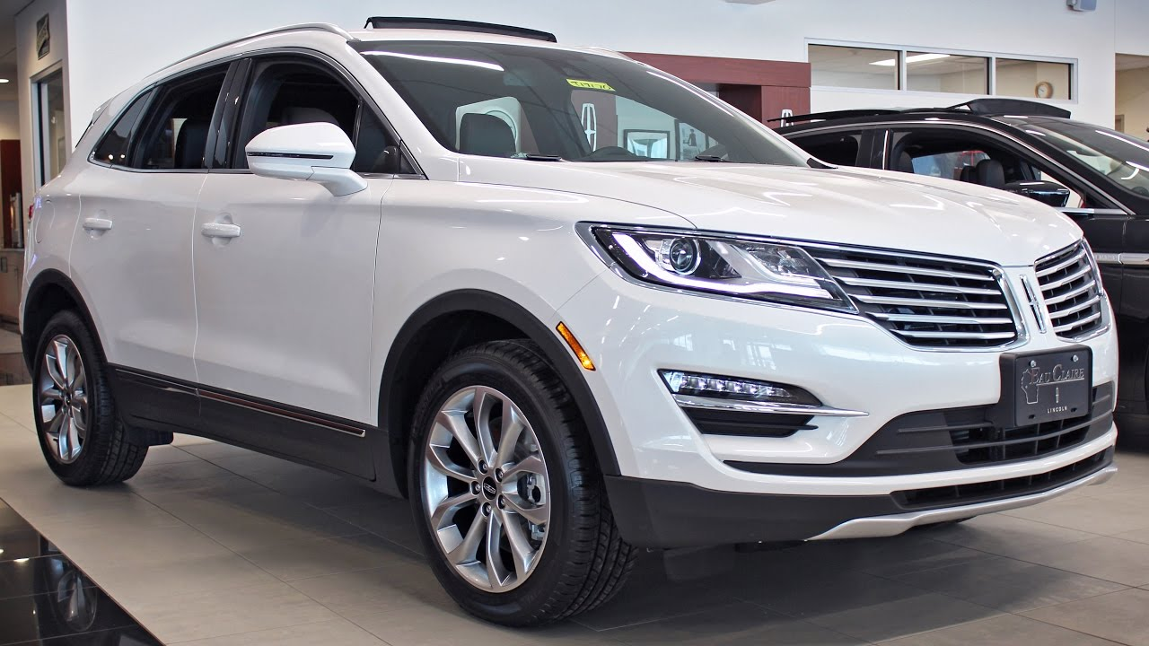 2017 Lincoln Mkc Select 2 0l Gtdi Awd Suv At Eau Claire Ford Quick Lane