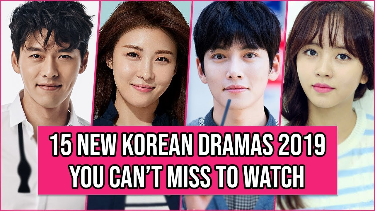 Download 15 New Korean Dramas 2019 You Can't Miss To Watch