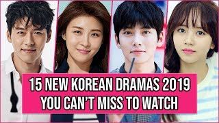 15 New Korean Dramas 2019 You Cant Miss To Watch