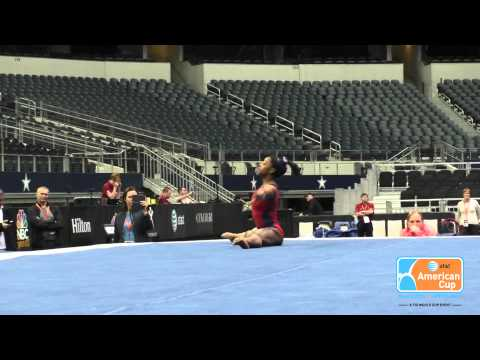 AT&T American Cup 2015
