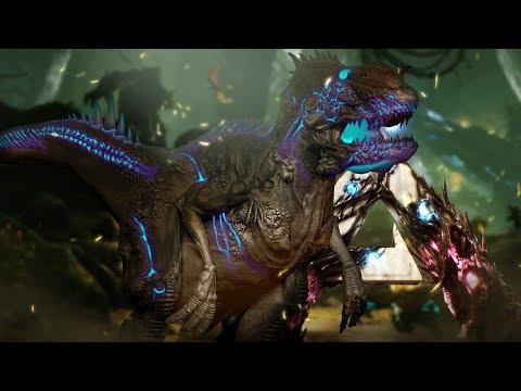 ARK Extinction - New Corrupted Dinosaur & Extinction Titan Reveal + Notes -  ARK Extinction Gameplay