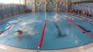 Спартакиада ОГК-2. Мужчины до 35. 3 заплыв