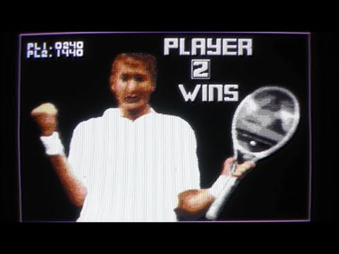 Simulator September #21: Pro Tennis Simulator (C64/CPC/Spectrum/ST/Amiga)