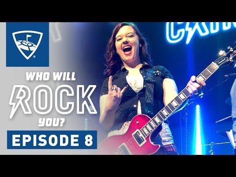 Who Will Rock You | Season 1: Episode 8 - Full Episode | Topgolf