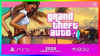 Grand Theft Auto 6 - NEW DETAILS...THE BIGGEST LEAK SO FAR! Location, Release Date & MORE! (GTA 6)