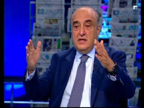 كلام بيروت مع الوزير السابق فادي عبود 15/09/2017