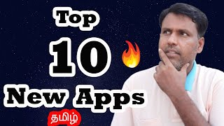 Top 10 New Android Apps for May 2019 - Tamil Tech Ginger🔥🔥🔥