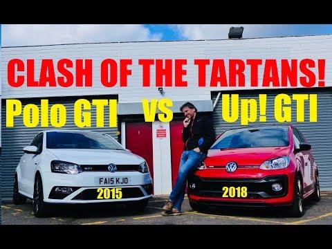 UP! GTI vs POLO GTI - WHICH IS THE BEST £12K POCKET ROCKET??