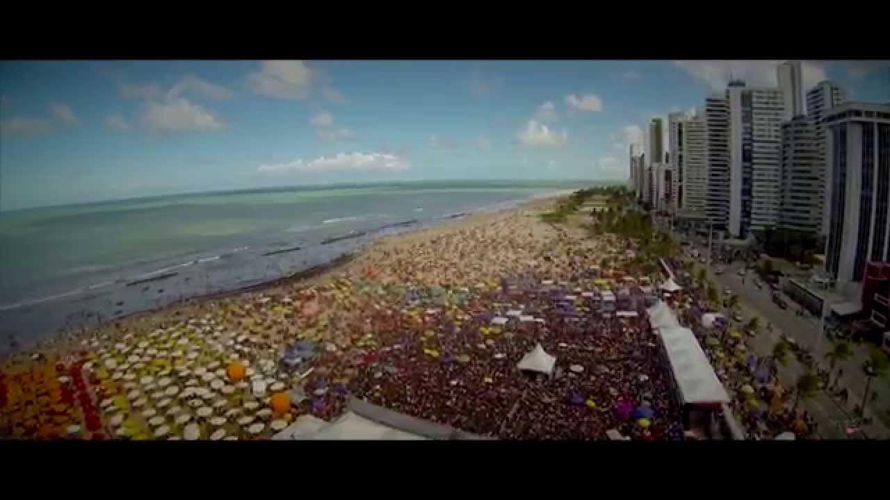 musa ao vivo na praia pina recifepe youtube