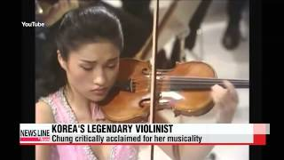 Video Korea's classical music legend Chung Kyung-wha tells her nearly 50 yrs of global music career download MP3, 3GP, MP4, WEBM, AVI, FLV Desember 2017