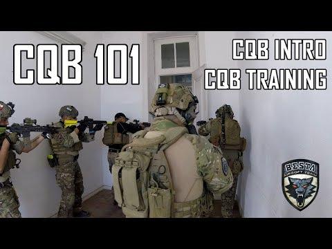 CQB 101! [ Airsoft CQB ][CQB training] [CQB philosophy]
