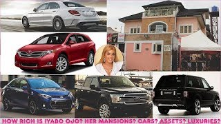How Rich is Iyabo Ojo in 2019  All her Mansions Cars Companies Luxuries amp Assets