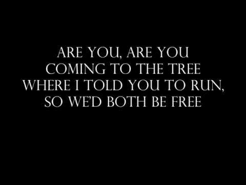 The Hanging Tree Lyrics (Full Song) - Jennifer Lawrence Mockingjay Part 1