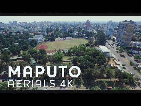 Maputo Aerials 4K