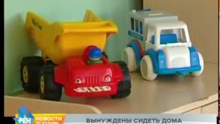 Больше 30 групп закрыты на карантин в детсадах Ангарска