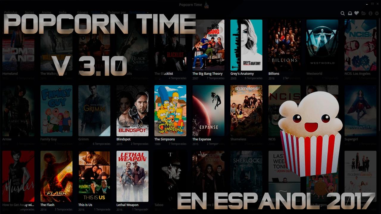 Descargar Popcorn Time 3.10 2017 【Peliculas en 1080p Subtituladas,Español y Latino】 - YouTube