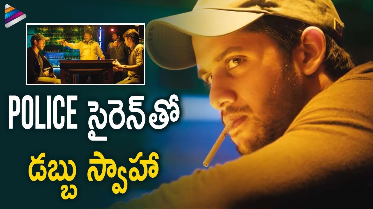 Naga Chaitanya Misleads COPS | Dohchay Movie Scenes | Kriti Sanon  | Telugu Filmnagar