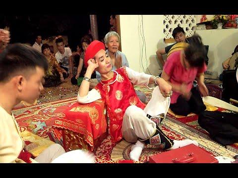 Dong Thay Tran Ngoc Anh . Hau Gia Cau Be tai Vong Nguyet Thien Tam Dien. ngay19-5-Giap Ngo  HD