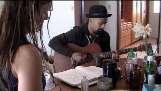 "Nahko Bear & Jeanna Love ""It Is Written"" Good Wolf Sessions"